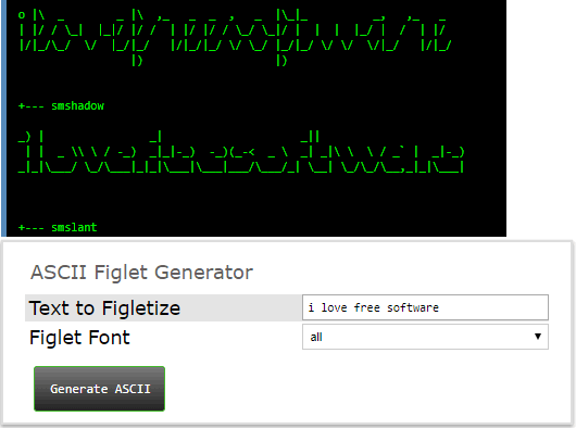 5 Free Online Text To ASCII Art Converter Websites