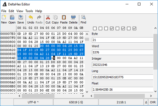 5 Free Open Source Hex Editor Software for Windows