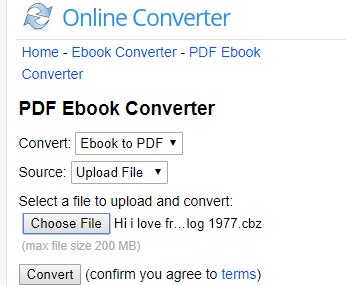 Free AZW to PDF Converter - Free download and software ...