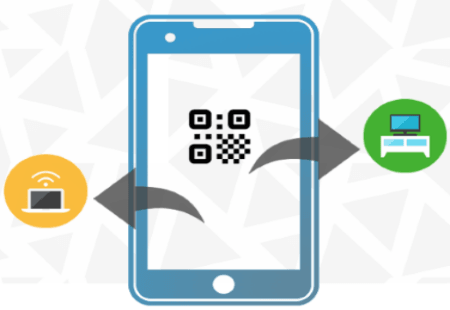 Transfer Photos, Videos from Phone to PC by QR Code