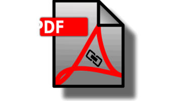 add and replace links in pdf