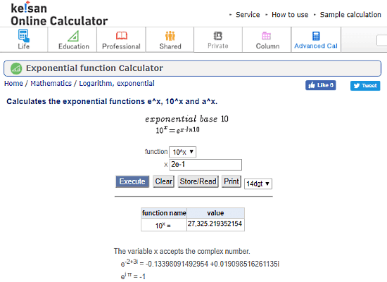 Top Free Exponential Equation Calculator Websites Mathway Exponential Form on exponents in numerical form, linear form, numbers in symbol form, standard form, logarithmic form, general form, geometric form, expanded form, polar form, line form, radical form, log form, slope-intercept form, parametric form, 10 in exponent form, parabola form,
