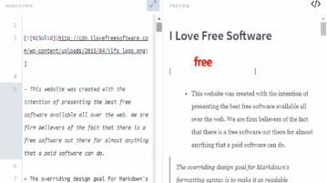 free online wysiwyg markdown editor websites