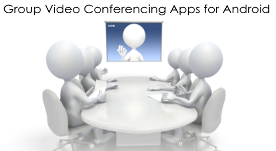 group video conferencing