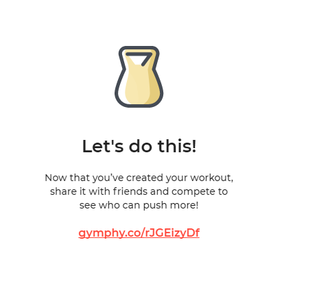 Free Online Workout Plan Maker: Gymphy