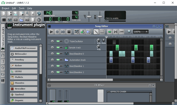 3 Free Hip Hop Beat Maker Software for Windows
