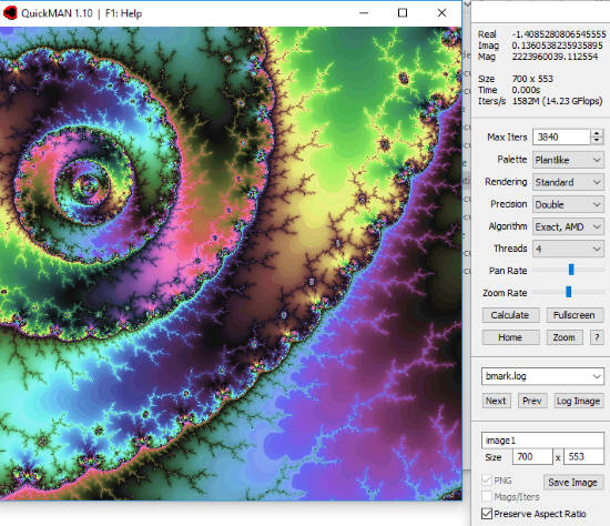 4 Best Free Mandelbrot Fractal Generator Software For Windows