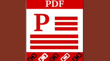 remove all links from pdf with this free software