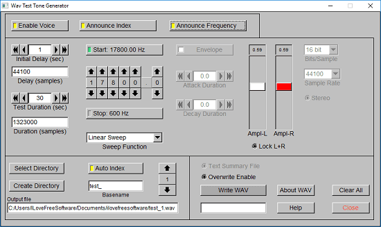 Tone Generator Online