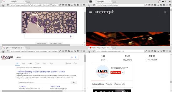 Browser with Split Windows, Built in VPN, Screenshot, Video Converter