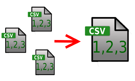 Merge CSV Files with These 3 Best Free Software