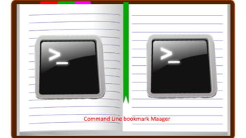 Open source Command line Bookmark Manager for Windows