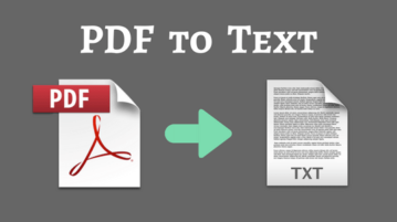 10 Websites To Convert PDF To Text Online