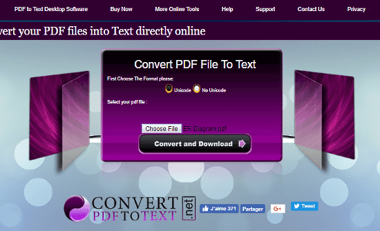 Convert PDF To Text Online