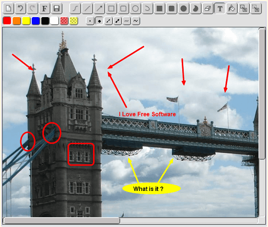 Annotate Images Online with these 4 Free Websites