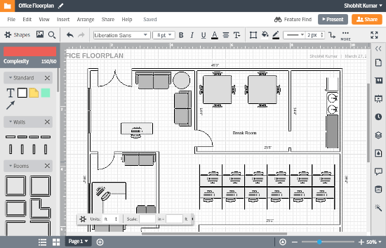online blueprint maker