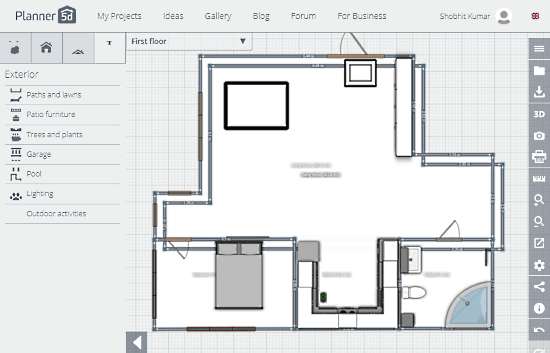 make blueprint online free