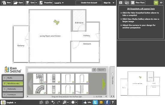 make blueprint online