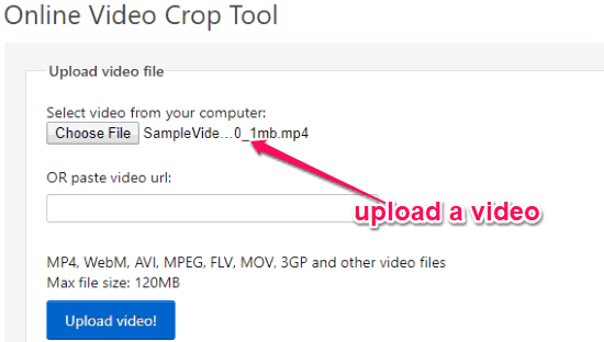 Crop Video Online with These 5 Free Video Cropping Tools