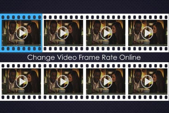 video frame rate changer