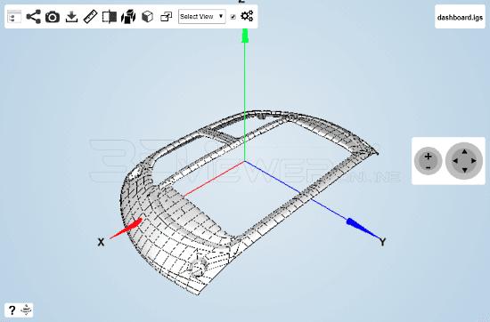 IGS 3D Viewer Online
