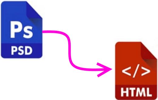 Convert PSD to HTML Online