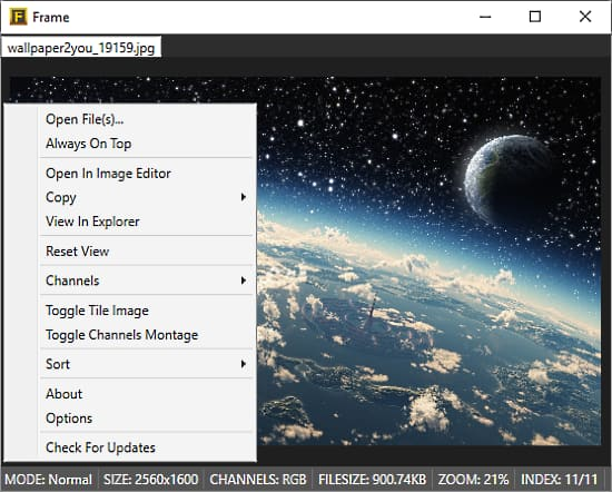 open source image editor