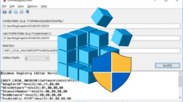 Free Offline Registry Viewer Software for Windows