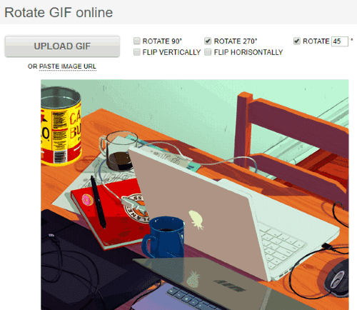 GIFGIFs- Rotate GIF online