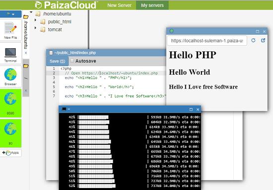 Paiza Cloud