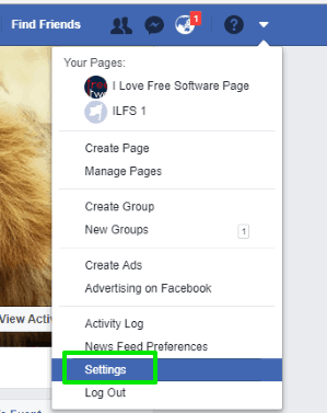 How To Export List of Facebook Friends
