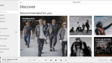 Free Media Player To Play SoundCloud, YouTube And Local Media Files