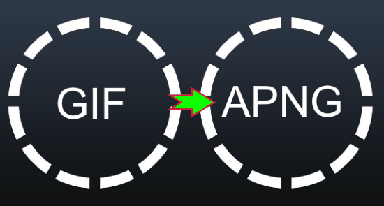 convert gif to animated png