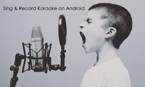 karaoke recorder apps