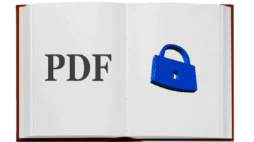 lock specific pages in pdf file