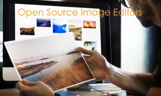 open source image editors