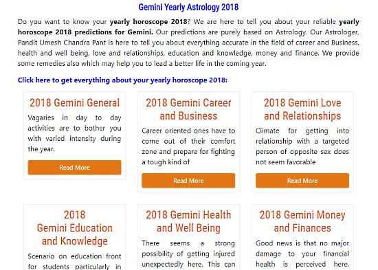 zodiac predictions