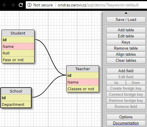 wwwsqldesigner free database diagram maker