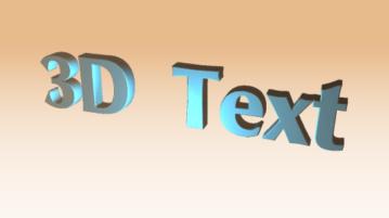 10 Online 3D Text Generator Websites Free