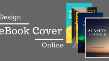 Design eBook Cover Online With These 5 Free Websites