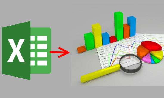 Export Charts from Excel