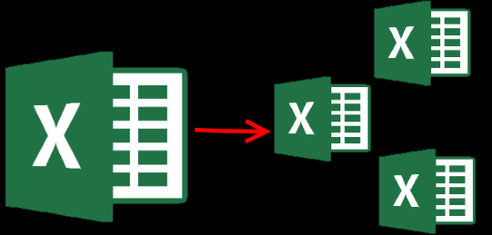 Free Excel Splitter to split excel sheet into multiple sheets
