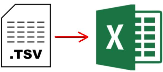 Free TSV to Excel Converter Software for Windows