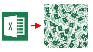 How to Split Sheets of Excel File with this Free Command Line Tool