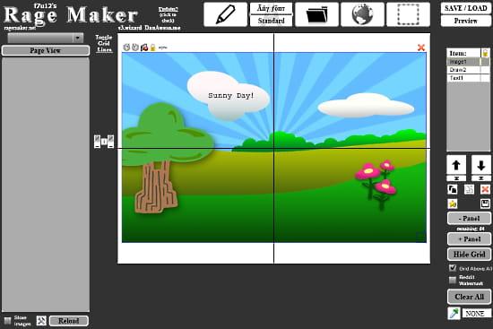 comic creator for kids software