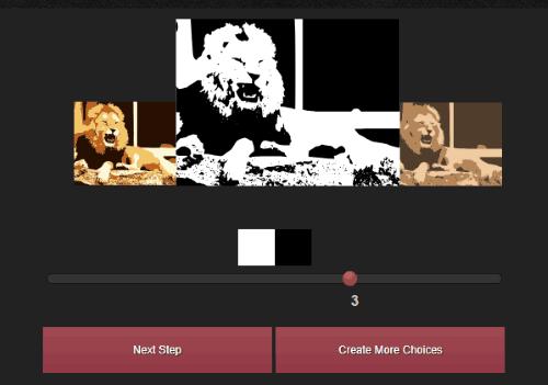 Stencilcreator.org Homepage