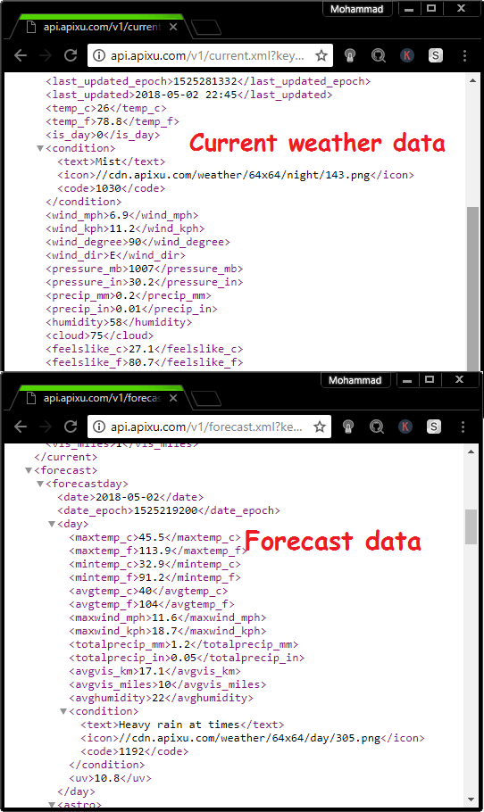 5 Free Weather API