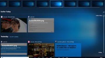 close all virtual desktops at once in windows 10