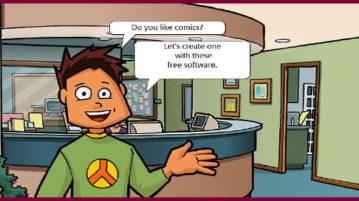5 Free Comic Creator For Kids Software