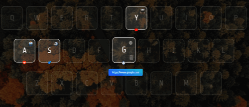 quickey keyboard